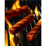 Hot Dogs on the Grill, in Vero Beach