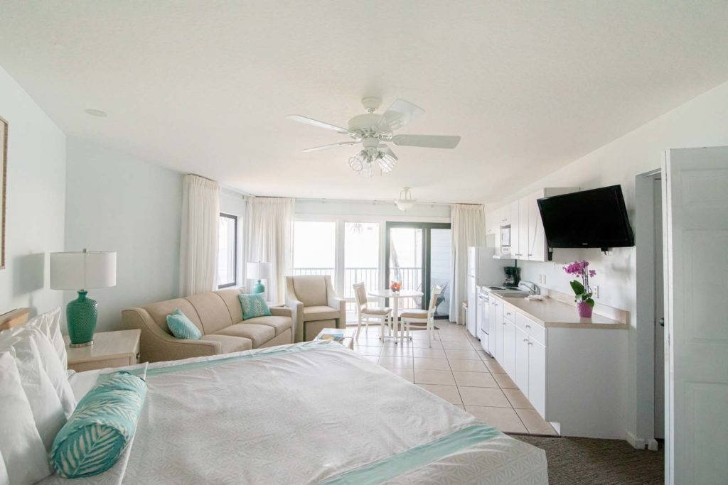 Units at The Reef Ocean Resort in Vero Beach, FLorida 32963
