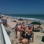 Creating great memories at the Reef Ocean Resort