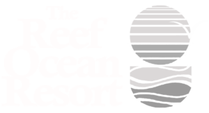 Reef Ocean Resort Vero Beach Logo White Bird